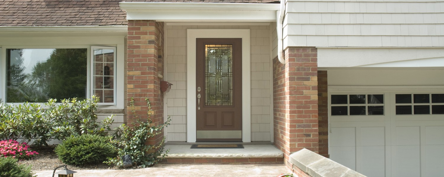 Residential glass entry doors house of doors alexandria for Residential entry doors