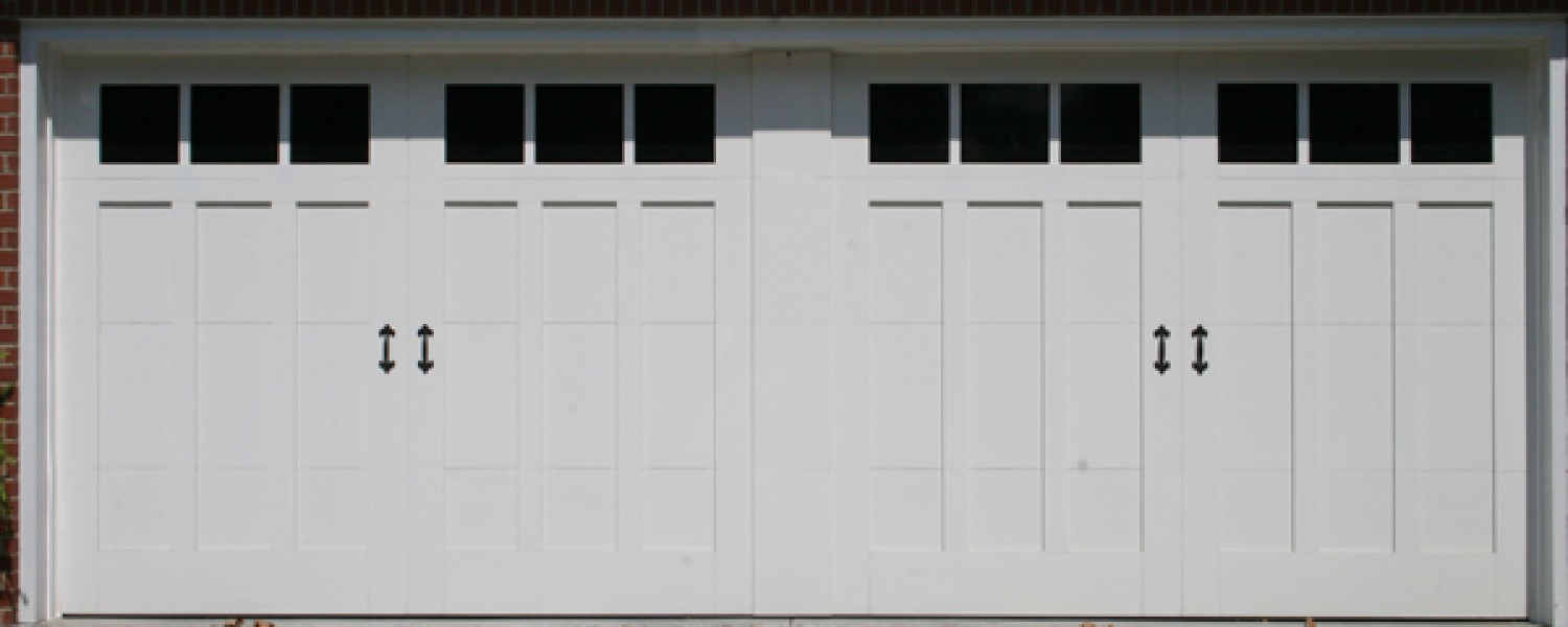 Faux Garage Door Hardware Garage Doors By Cunningham Door Window