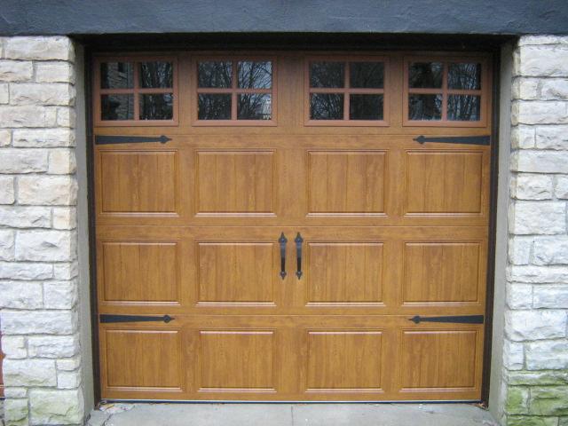... one--Gallery-GD2SP-Medium-Oak-with-Short-Square ... & Clopay - Cunningham Door u0026 Window pezcame.com