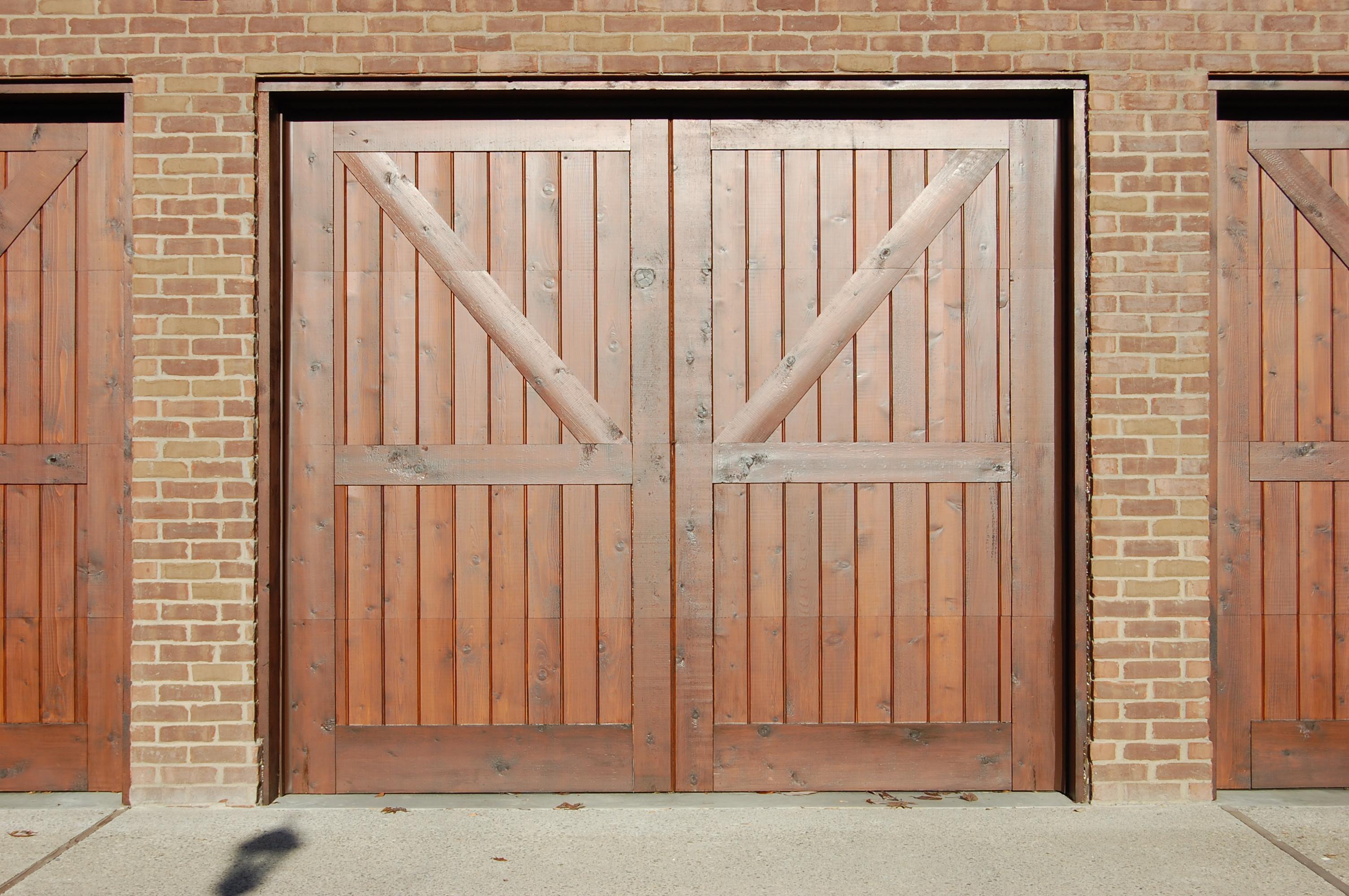 Custom Carriage Doors - Cunningham Door & Window