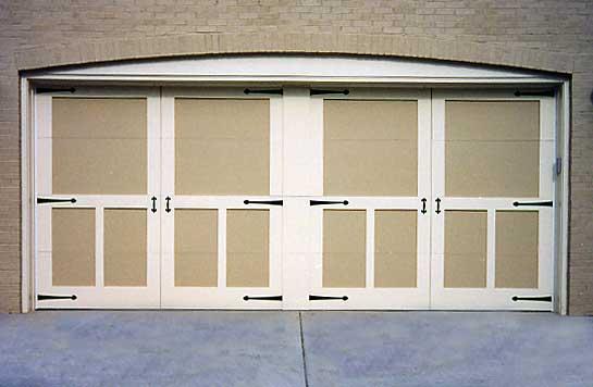 Custom Carriage Doors Cunningham Door Amp Window