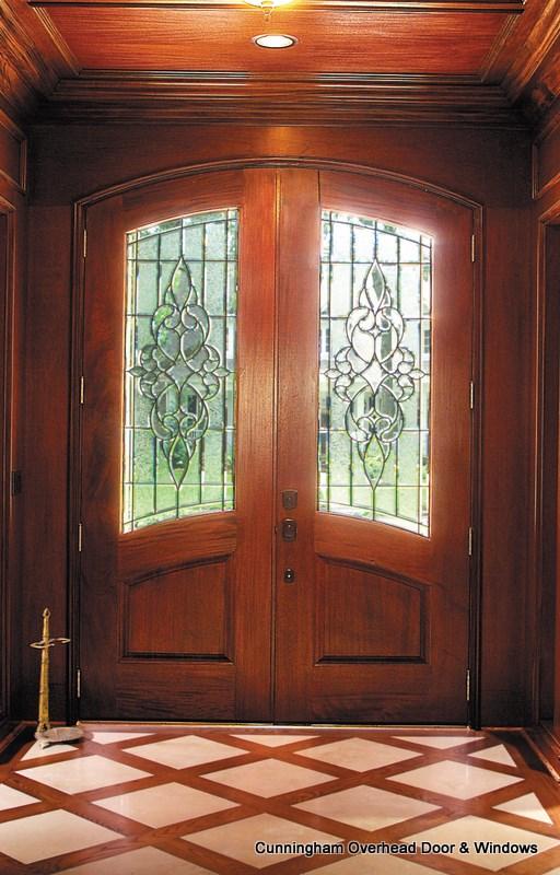Glasscraft Doors Cunningham Door Window