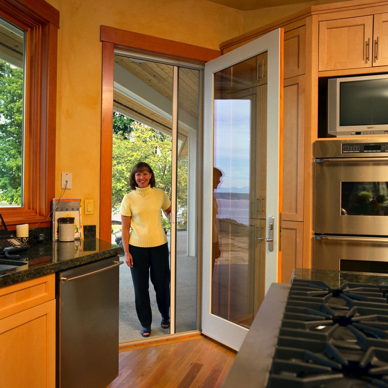 Reel screens cunningham door window single door interior opearting planetlyrics Gallery