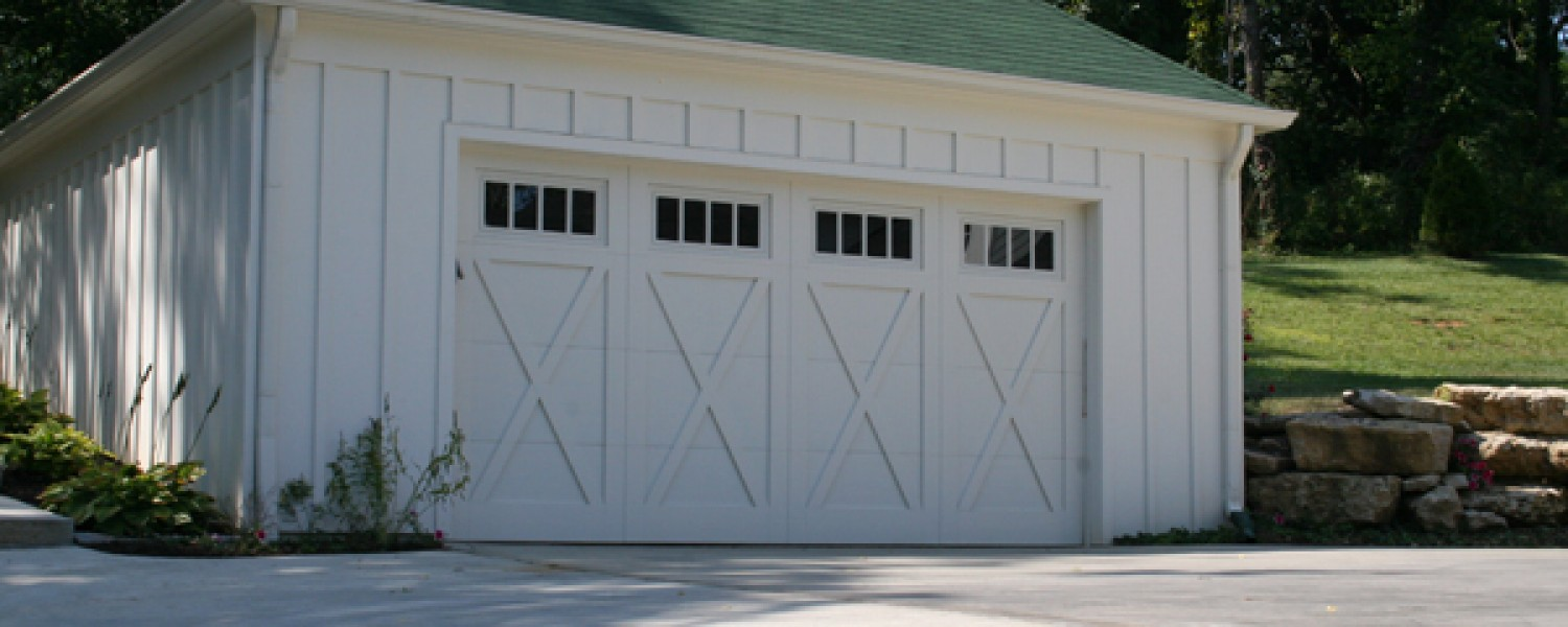 Garage Doors by Cunningham Door & Window