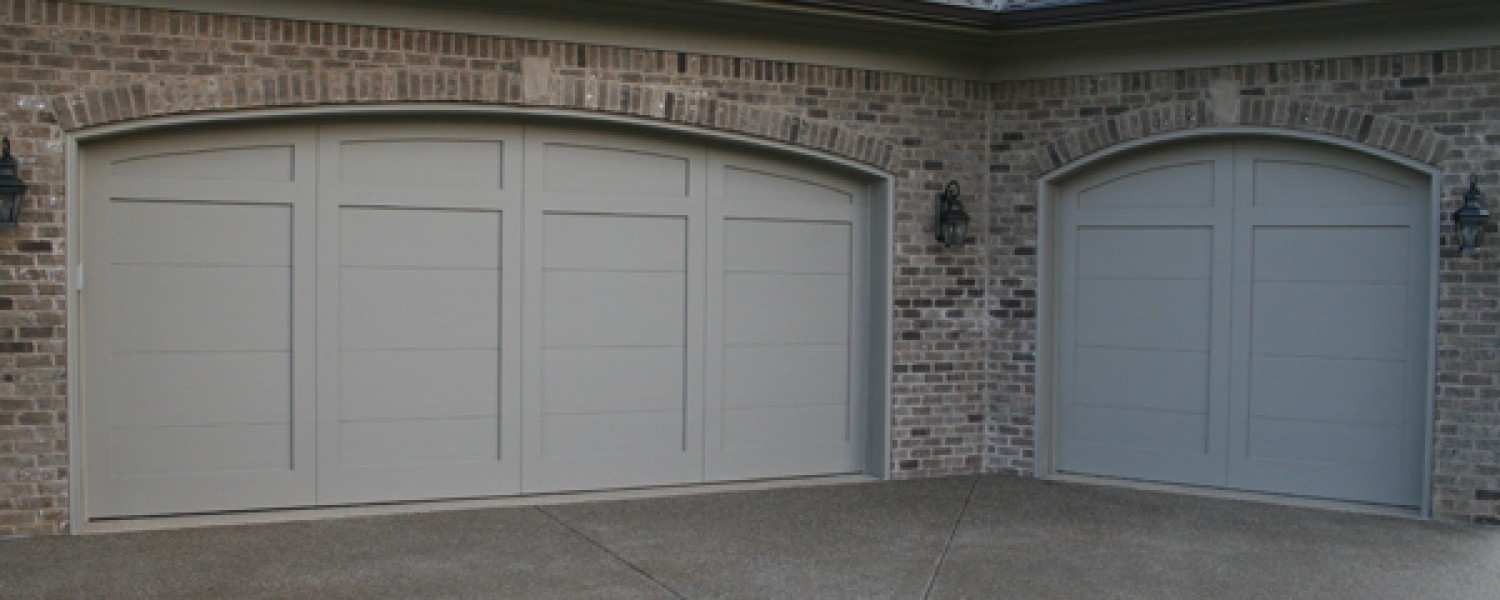 Arched Garage Door Trim Droughtrelief Org